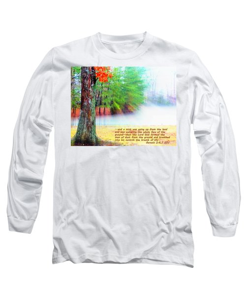 The Breath Of Life Long Sleeve T-Shirt