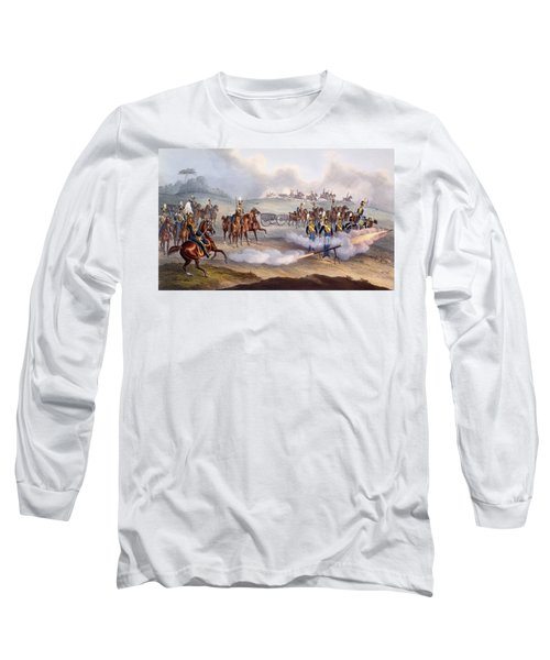 The British Royal Horse Artillery - Long Sleeve T-Shirt