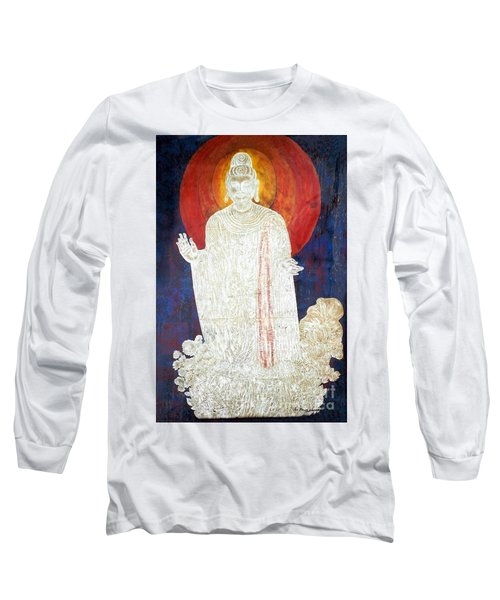The Buddha's Light Long Sleeve T-Shirt