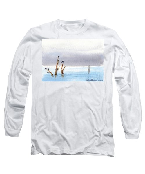 The Calm Long Sleeve T-Shirt