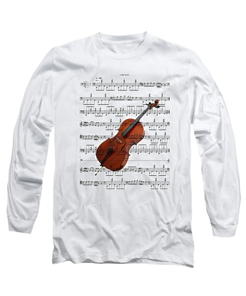 The Cello Long Sleeve T-Shirt