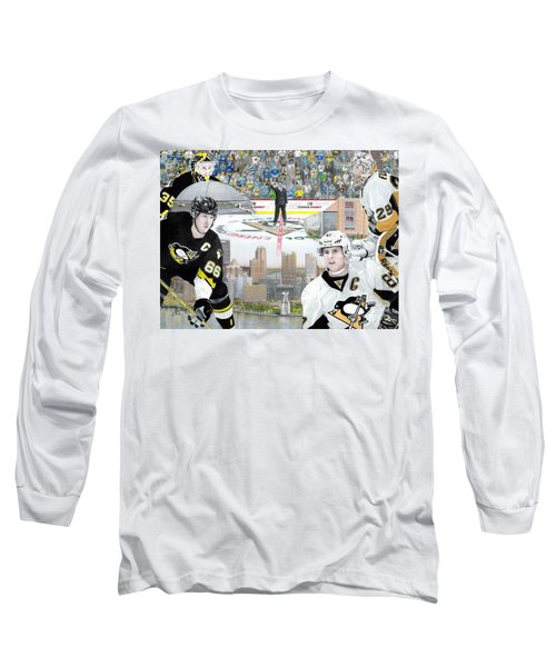 The Changing Of The Guard Long Sleeve T-Shirt by Albert Puskaric