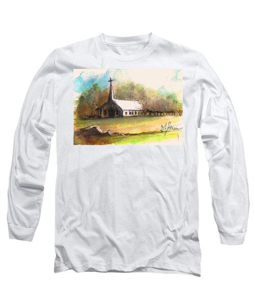 The Church Long Sleeve T-Shirt