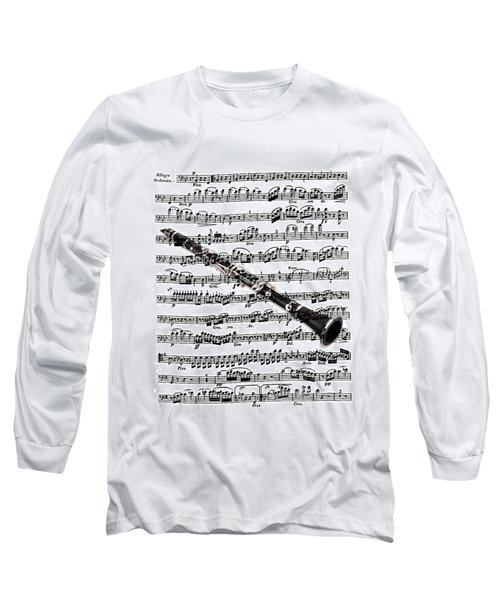 The Clarinet Long Sleeve T-Shirt