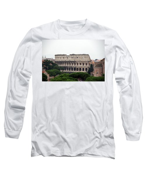 The Coliseum  Long Sleeve T-Shirt