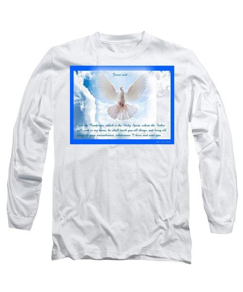 The Comforter Long Sleeve T-Shirt