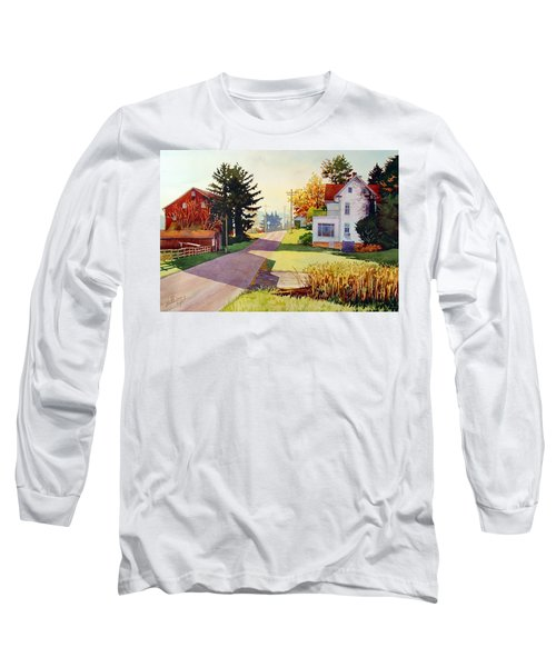 The Country Road Long Sleeve T-Shirt