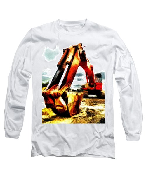 The Crab Claw Long Sleeve T-Shirt