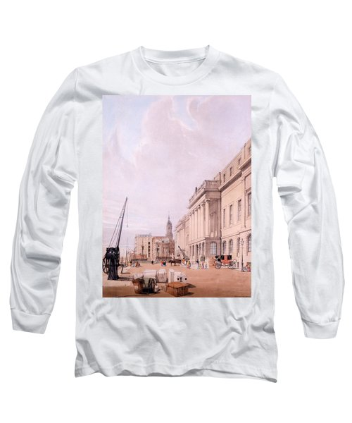 The Custom House, From London Long Sleeve T-Shirt