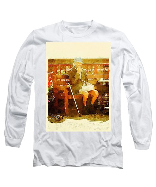 The Devonshire Man Long Sleeve T-Shirt