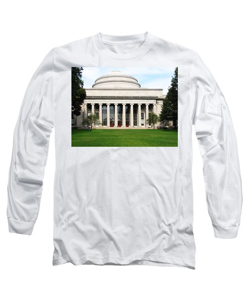 The Dome At Mit Long Sleeve T-Shirt
