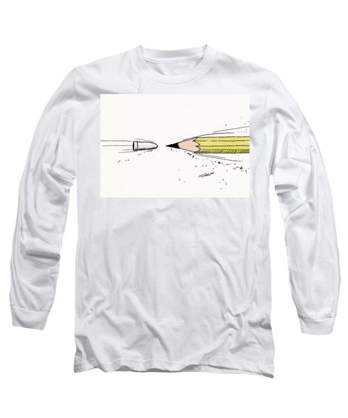 The Draw Long Sleeve T-Shirt