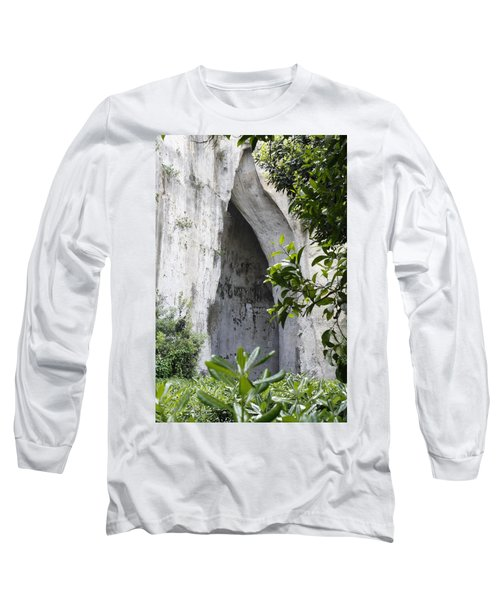 The Ear Of Dionysius Long Sleeve T-Shirt