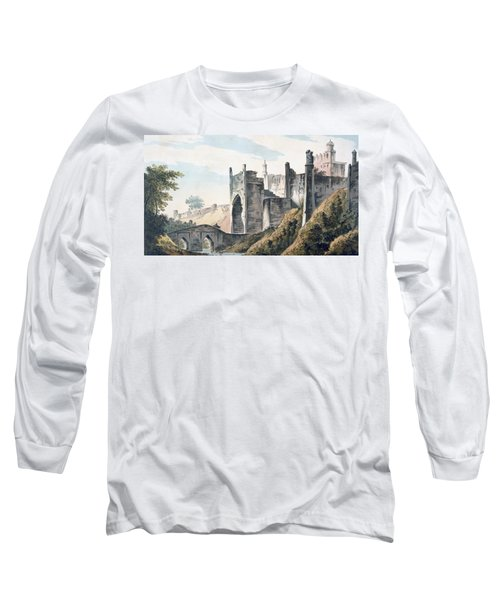 The East End Of The Fort Of Mongheer Long Sleeve T-Shirt