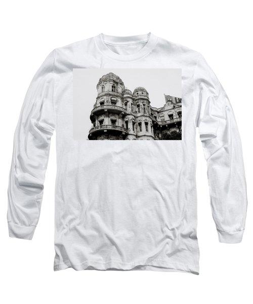 The Esplanade Mansions Long Sleeve T-Shirt