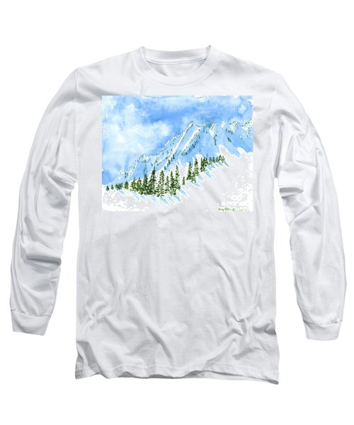 The Face Of The Sisters Long Sleeve T-Shirt