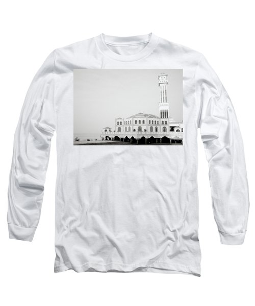 The Floating Mosque Long Sleeve T-Shirt
