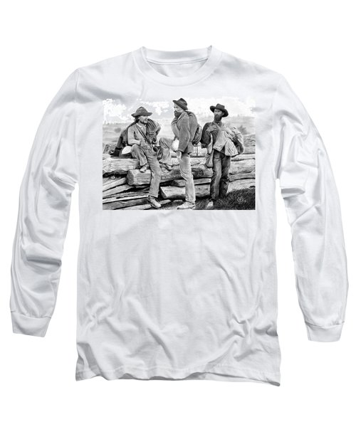 The Forgotten Soldiers Long Sleeve T-Shirt