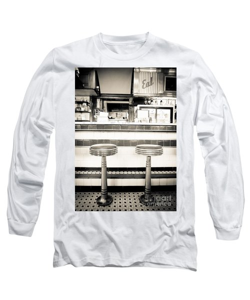 The Four Aces Diner Long Sleeve T-Shirt