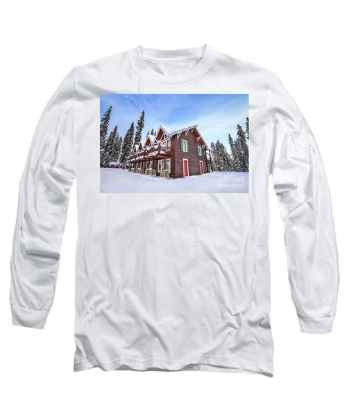 The Glory Of Winter's Chill Long Sleeve T-Shirt