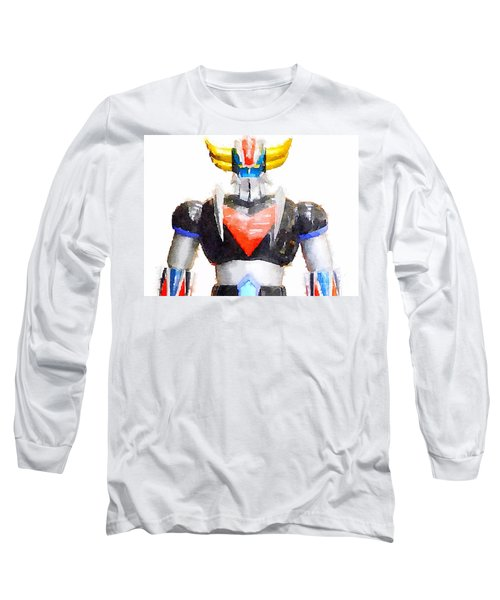 The Goldorak Long Sleeve T-Shirt