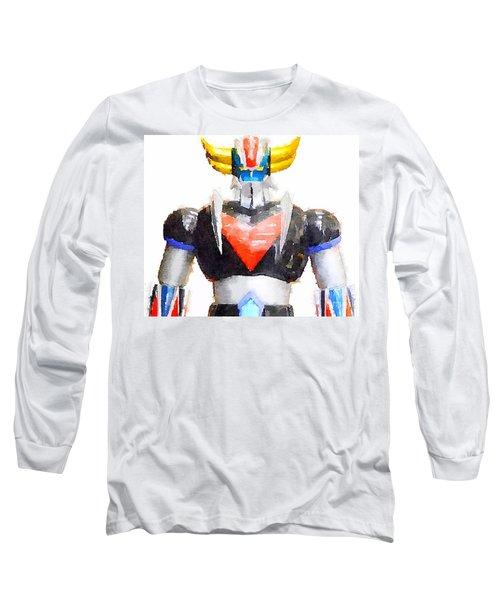 The Goldorak Long Sleeve T-Shirt
