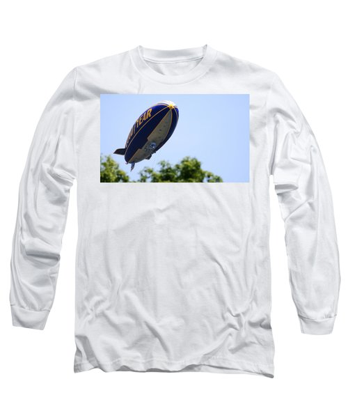 The Goodyear Blimp N3a Long Sleeve T-Shirt