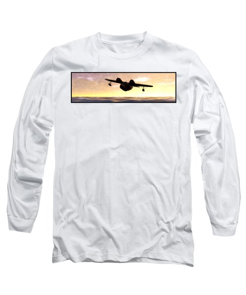 The Goose Long Sleeve T-Shirt by Tim Fillingim