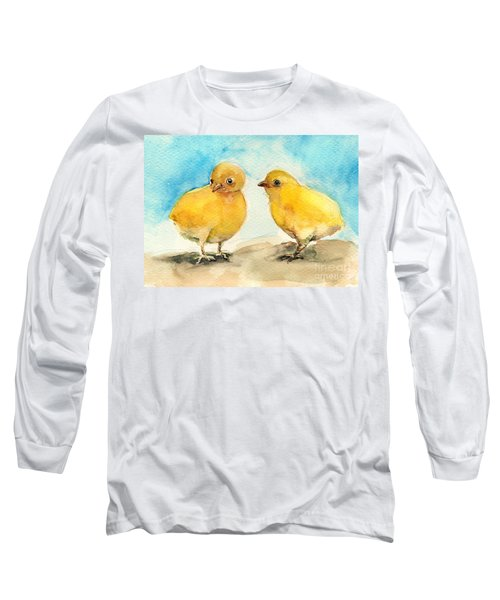 The Gossiping Chicks Long Sleeve T-Shirt