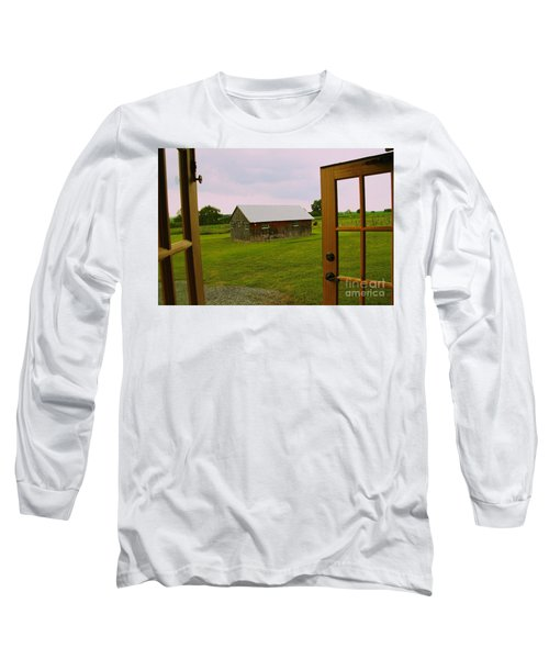 The Grounds Long Sleeve T-Shirt