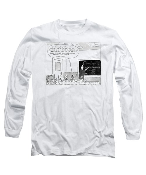 The High School Of Music And Art Long Sleeve T-Shirt