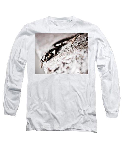 The Iron Lizard Long Sleeve T-Shirt
