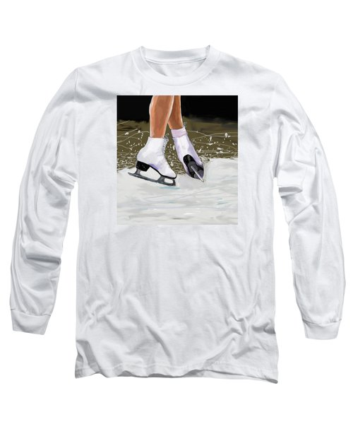 The Jump Long Sleeve T-Shirt by Jeanne Fischer