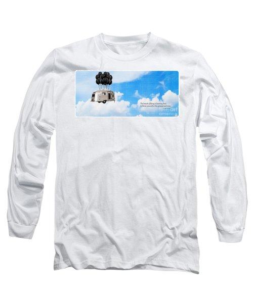 The Knack Of Flying Long Sleeve T-Shirt