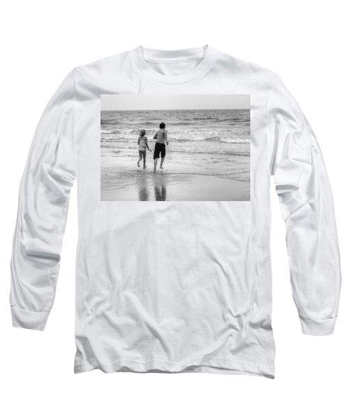The Last Wave Long Sleeve T-Shirt