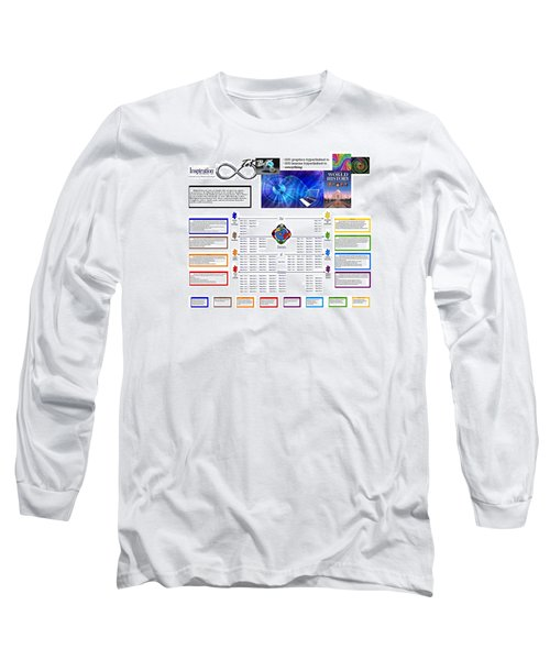 Lightspeed Reading  Long Sleeve T-Shirt