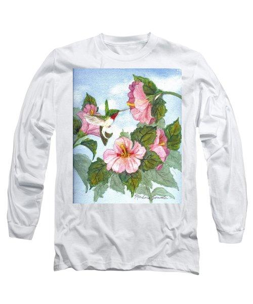 The Little Sipper Long Sleeve T-Shirt