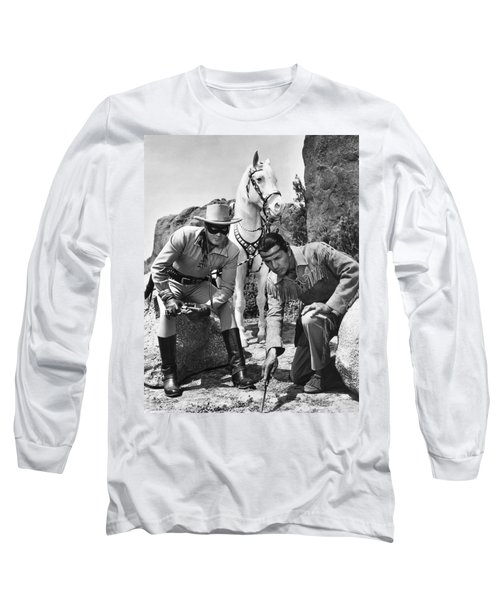 The Lone Ranger And Tonto Long Sleeve T-Shirt