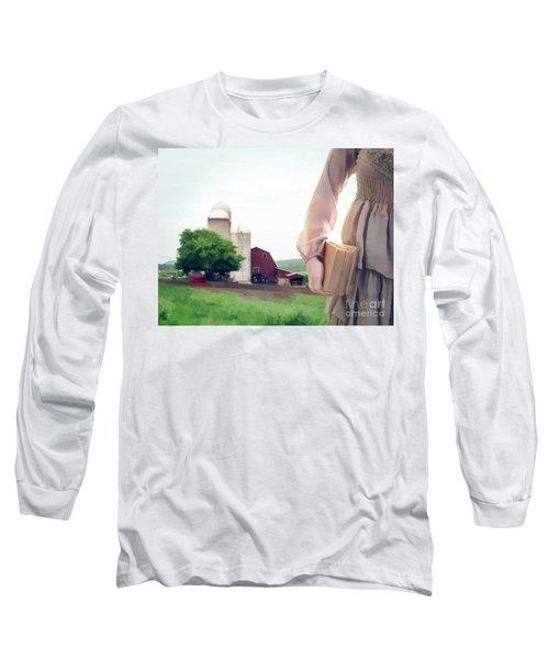 The Long Walk To School Long Sleeve T-Shirt