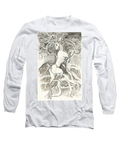 The Martyr Long Sleeve T-Shirt