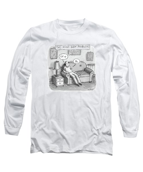 The Mind Body Problem Long Sleeve T-Shirt