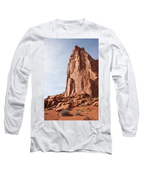 Long Sleeve T-Shirt featuring the photograph The Monolith by John M Bailey