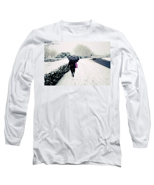 The Morning Commute Long Sleeve T-Shirt