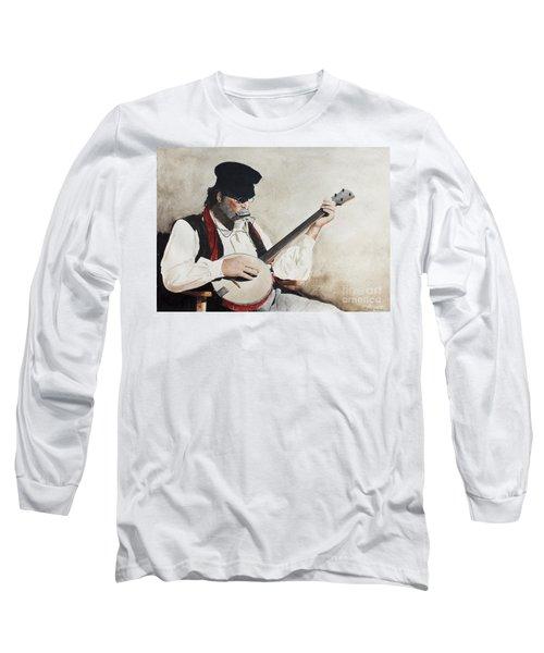 The Music Man Long Sleeve T-Shirt