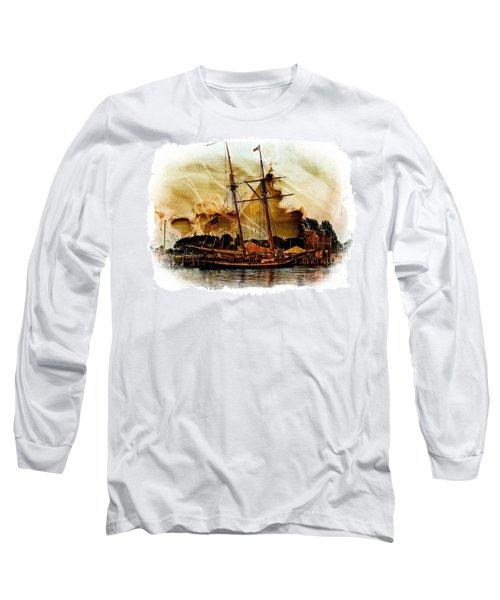 The Mystic Long Sleeve T-Shirt