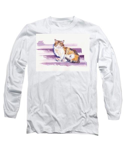 The Naughty Step Long Sleeve T-Shirt