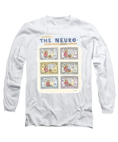 The Neuro  -   The First Official Worldwide Long Sleeve T-Shirt