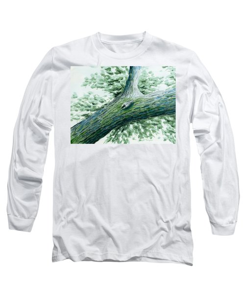 The Nuthatch Long Sleeve T-Shirt