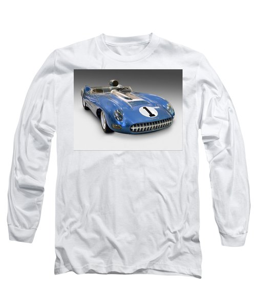 The Original Ss Long Sleeve T-Shirt by Gary Warnimont