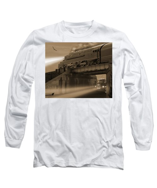 The Overpass 2 Long Sleeve T-Shirt